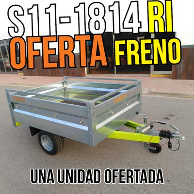 S11-1814 RI CON FRENO · AHORRA 290 €
