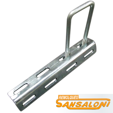 Soporte angular para guardabarros 240